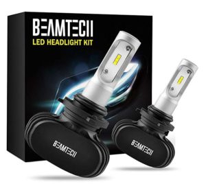 BEAMTECH 9006 LED Headlight Bulb